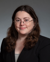 Associate Kate Mahoney