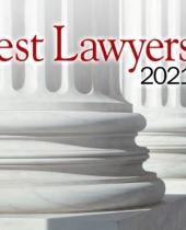 The Best Lawyers in America® 2021