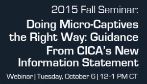 Micro-Captives Seminar